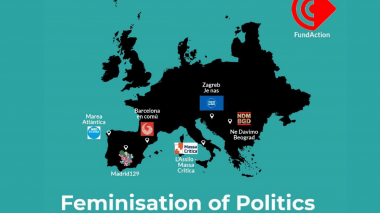 Report of Feminisation of Politics Project - Fearless Cities